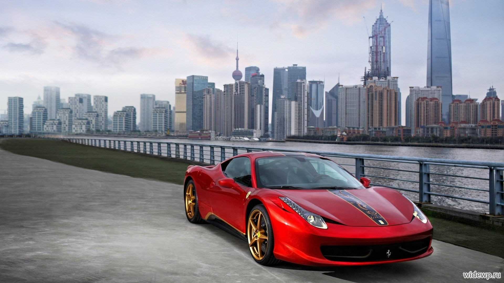 Автомобили Ferrari 458 Italia China 20th Anniversary