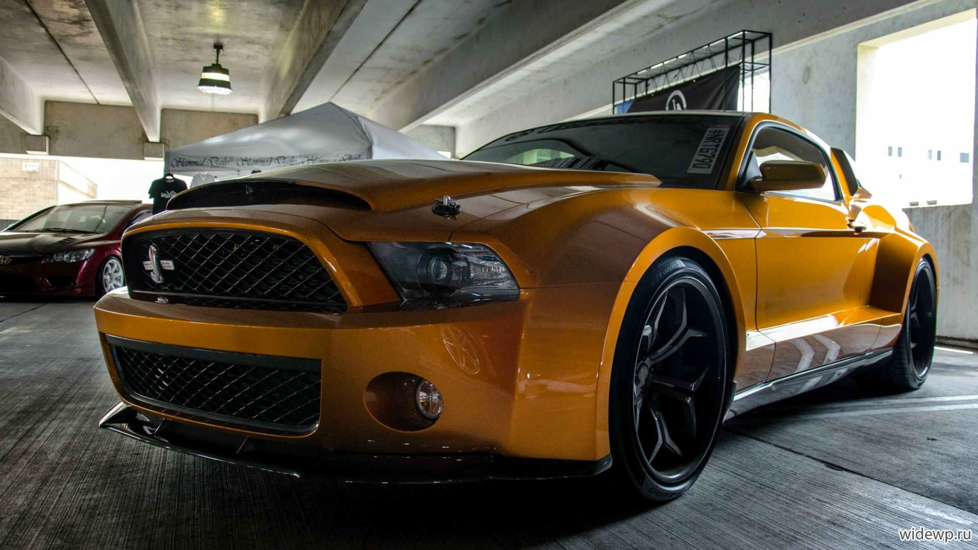 Автомобили Ford Mustang Shelby GT500 Super Snake