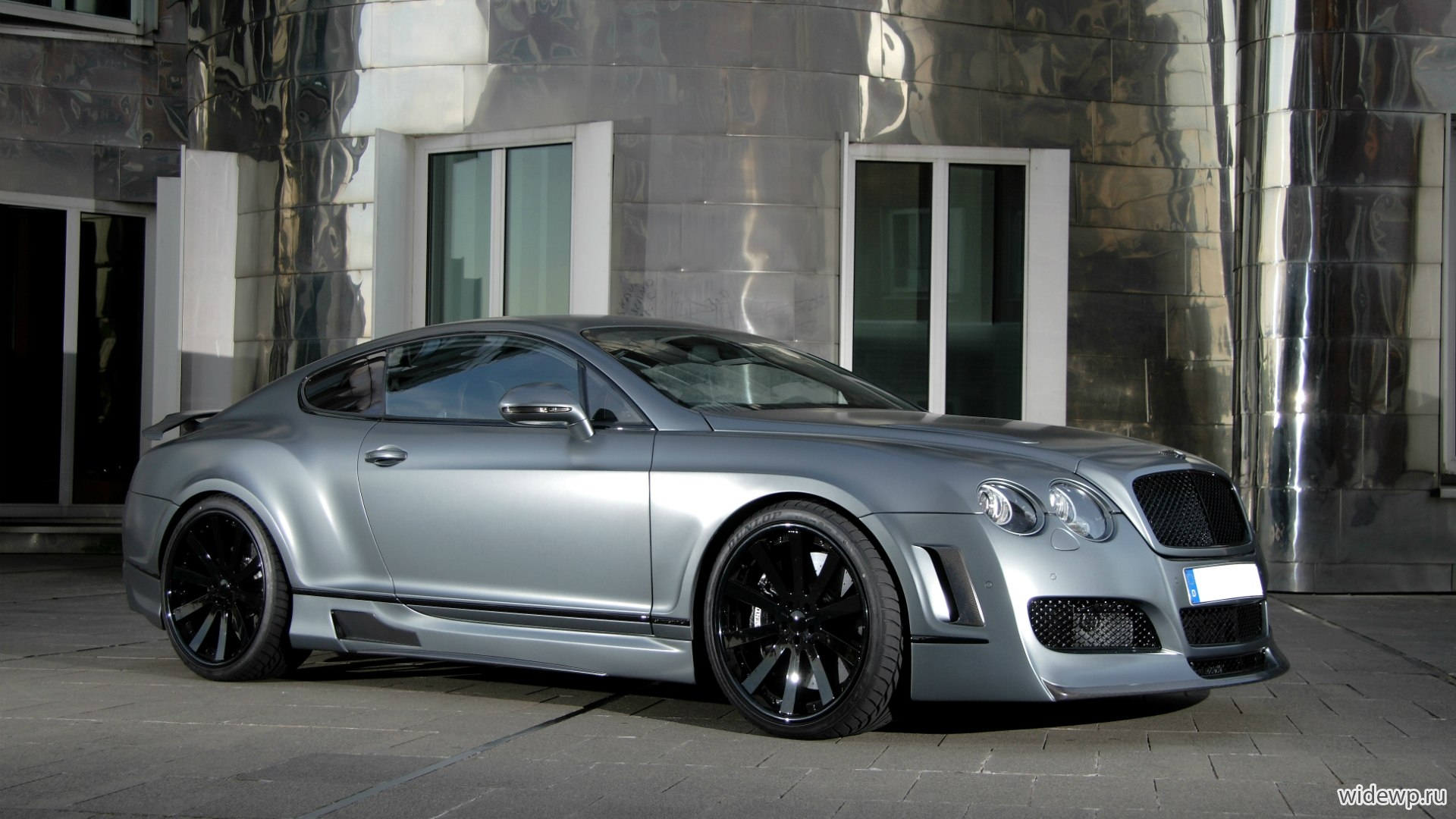 Автомобили 2010 Bentley Continental GT Supersports by Anderson Germany