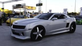 Автомобили Chevrolet Camaro by Forgiato