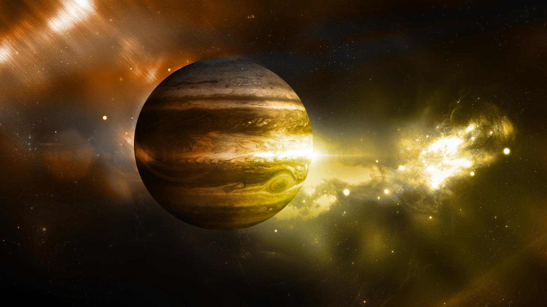 jupiter planet images - HD 1920×1080