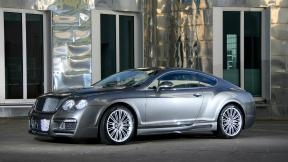 Автомобили Bentley Continental GT by Anderson Germany