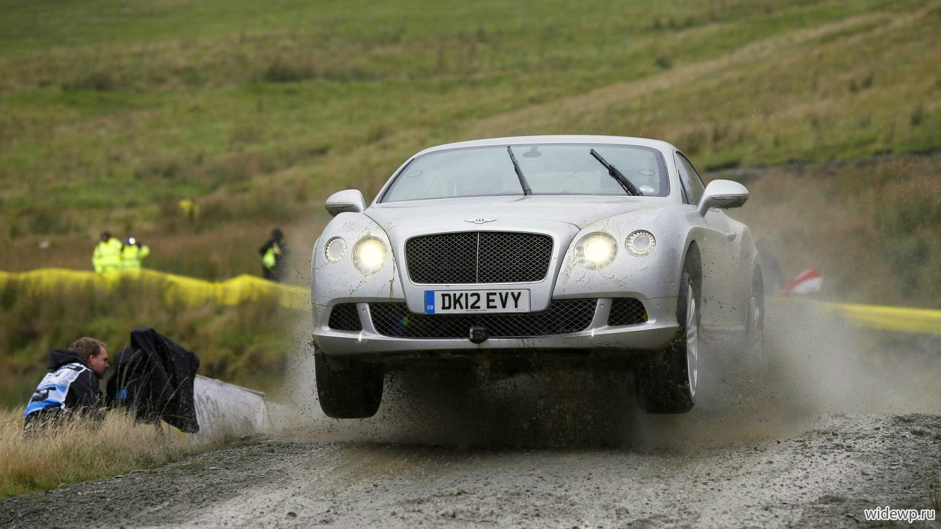 Автомобили Bentley Continental GT Speed